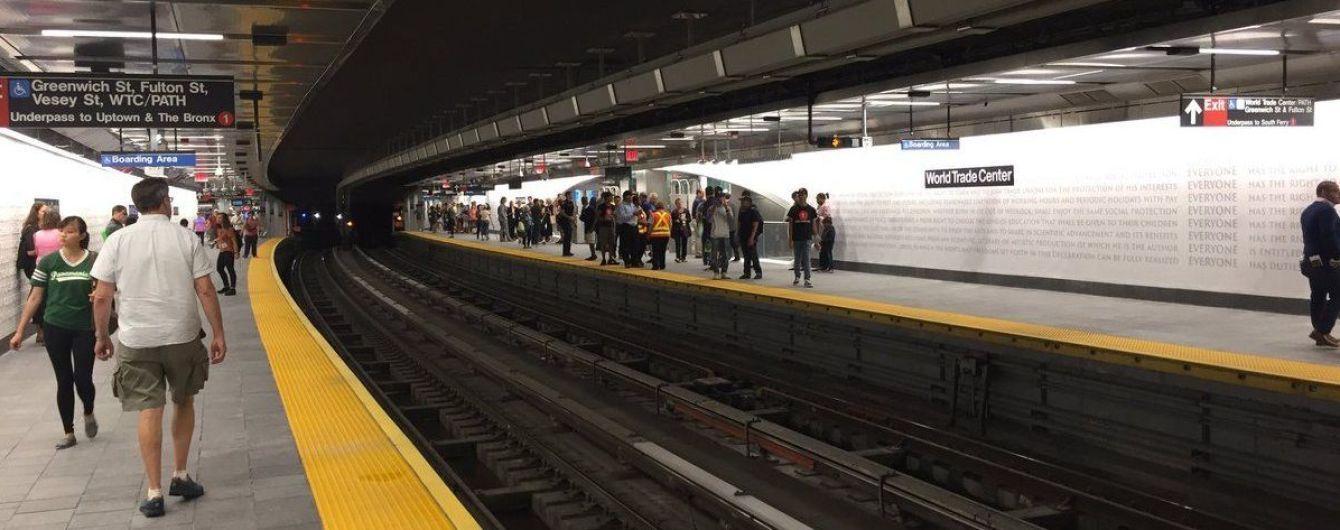 В Нью-Йорке через 17 лет открыли разрушенную после терактов 11 сентября станцию метро