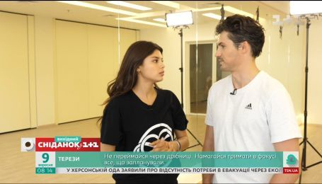"""Как артисты готовятся к третьему эфиру """"Танцев со звездами"""" и презентация юмористического шоу Горбунова - Телесниданок"""