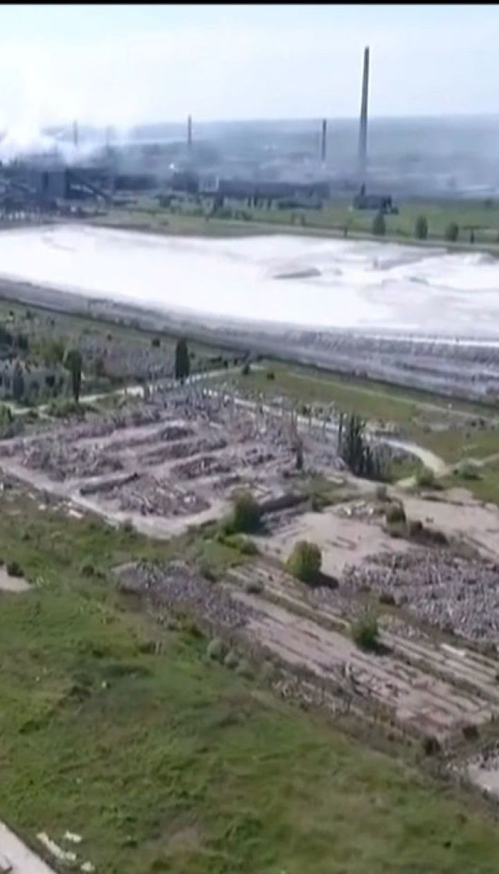 Москва звинувачує Україну в екологічній катастрофі на півночі Криму