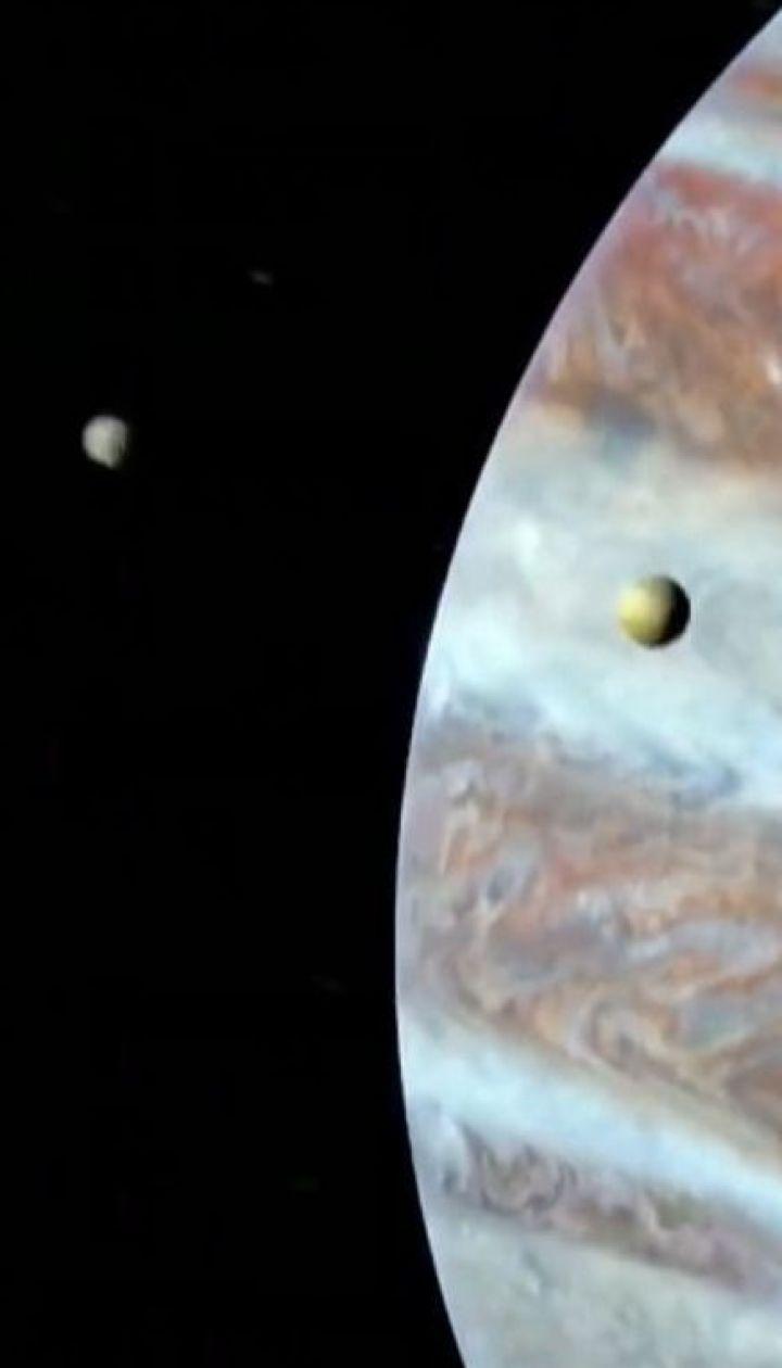 Ровно 126 лет назад американский астроном нашел пятый месяц Юпитера