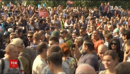 Выборы в РФ: чем закончились масштабные акции протеста в день голосования