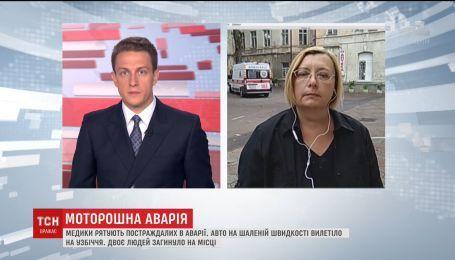 Прокуратура будет требовать два месяца содержания под стражей без права залога виновнику ДТП в Одессе
