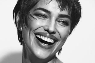 Сменила имидж: Ирина Шейк с короткой стрижкой снялась в новом фотосете