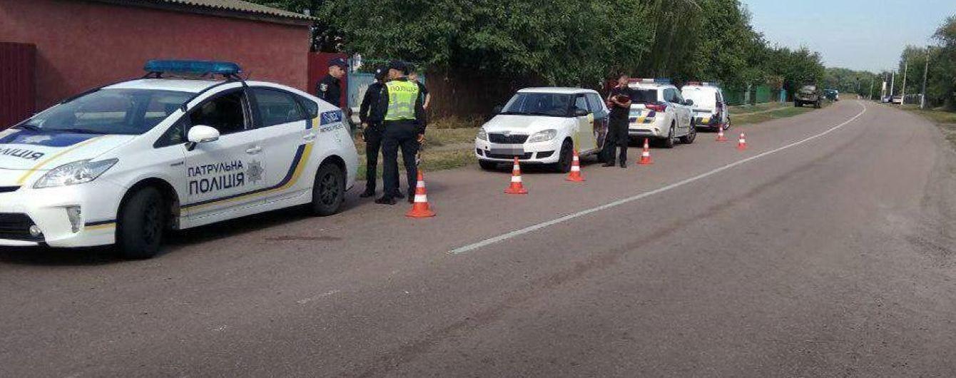 Патрульные задержали пьяного пассажира, угнавшего автомобиль таксиста