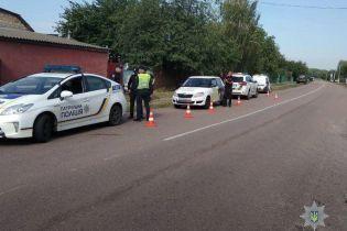 Патрульні затримали п'яного пасажира, який викрав автомобіль таксиста