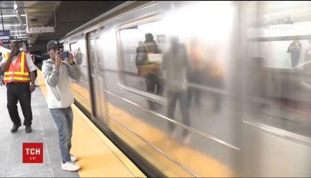 В Нью-Йорке открыли станцию метро, разрушенную во время теракта 11 сентября