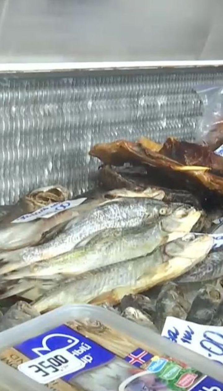 Ботулізм наступає. На Сумщині двоє людей потрапили до реанімації через вживання в'яленої риби