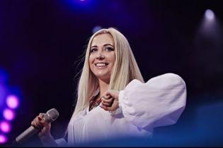 Тоня Матвієнко показала обличчя молодшої донечки