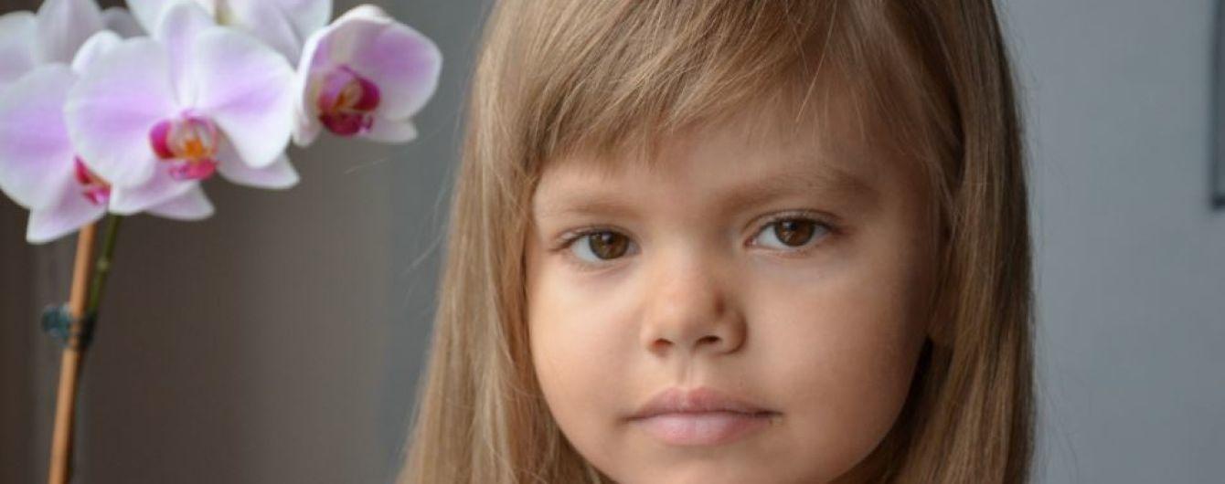 Негайної трансплантації нирки потребує Софійка