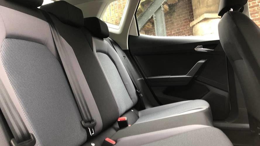 SEAT Arona, ремень безопасности, ремень безпеки