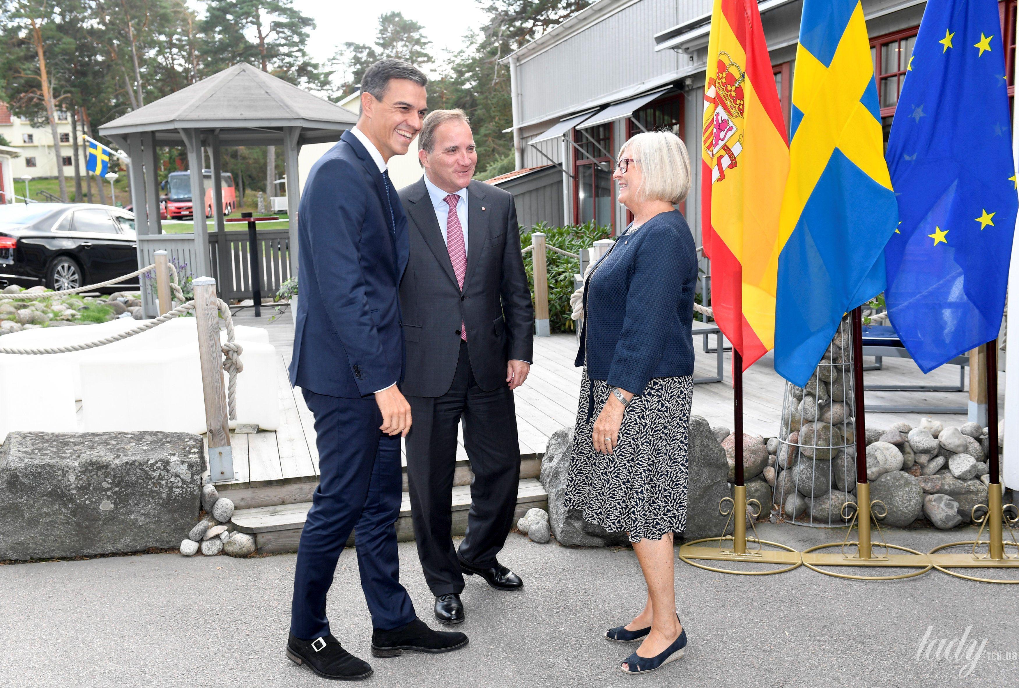 Жена премьер-министра Швеции_1