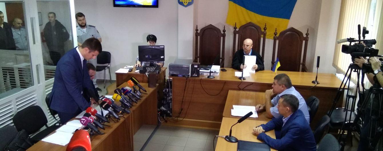Підозрюваний у резонансній ДТП в Одесі визнає провину - адвокат