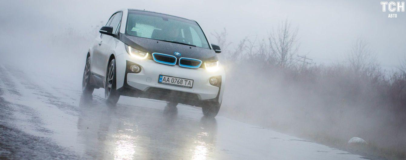 Німці знайшли спосіб збільшити запас ходу в BMW i3 до 700 км