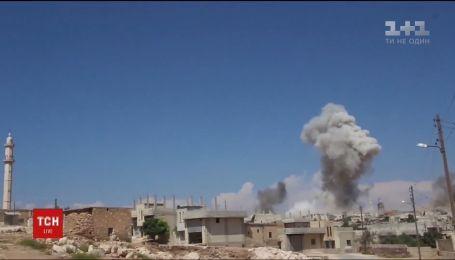 Асад дозволив наступ на Ідліб із застосуванням газоподібного хлору – The Wall Street Journal
