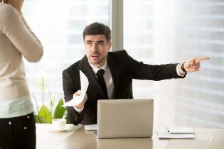 Ваш начальник – самодур: що робити, якщо керівник весь час чіпляється