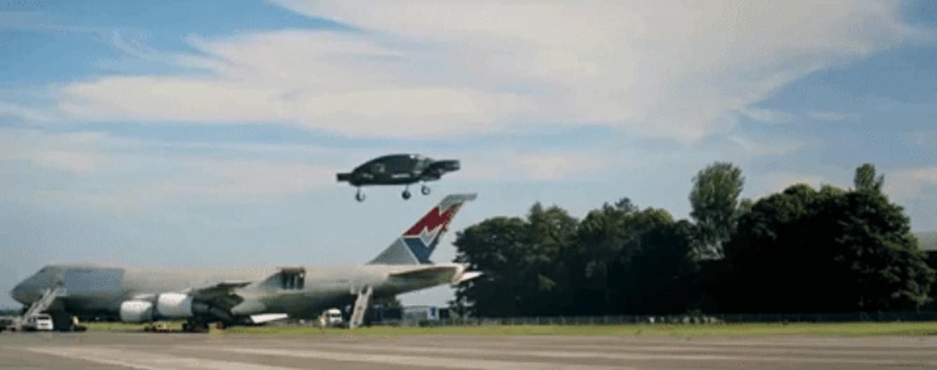 Как корабль пришельцев: в Британии успешно испытали летающее такси