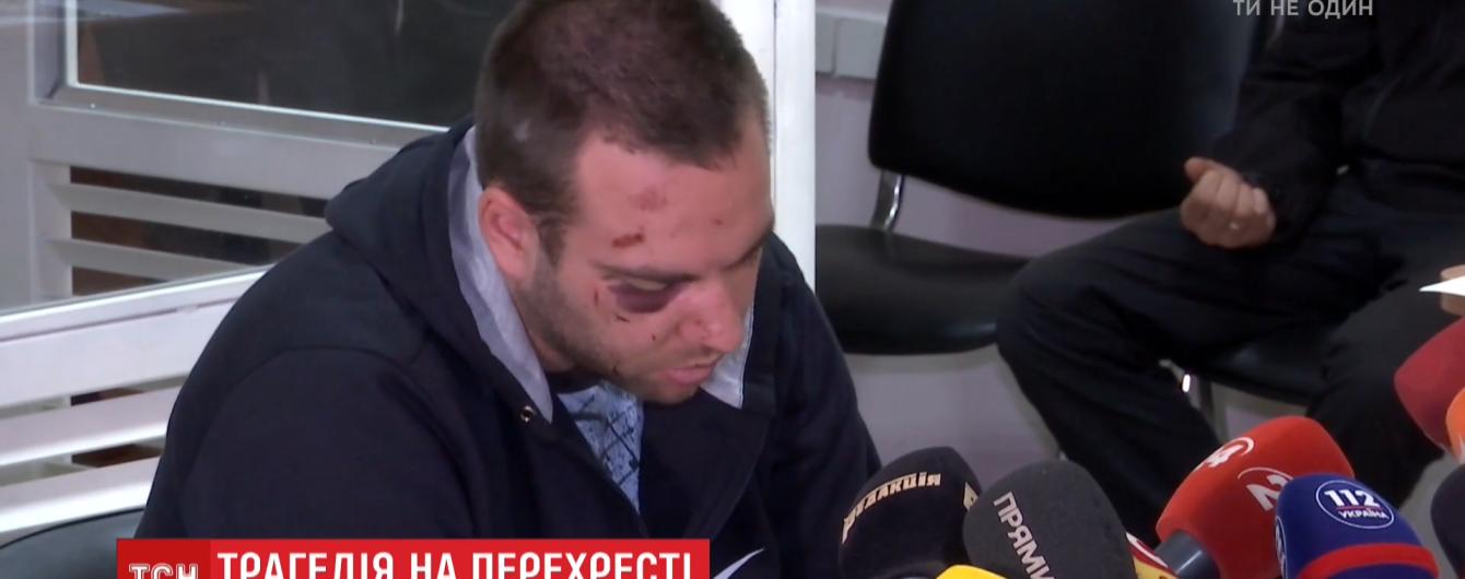 Кривава ДТП в Одесі: водія заарештували, двоє постраждалих від наїзду залишаються в лікарнях