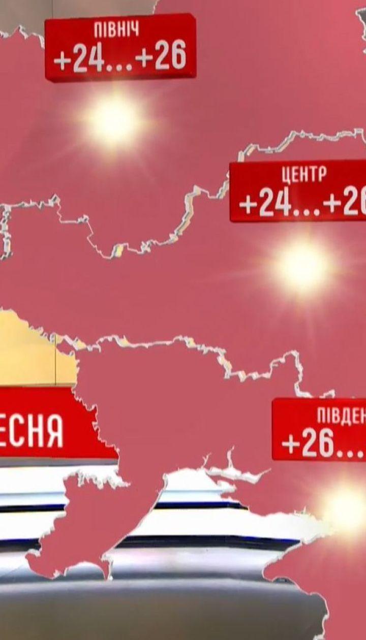 Синоптики розповіли, якою буде погода у вересні