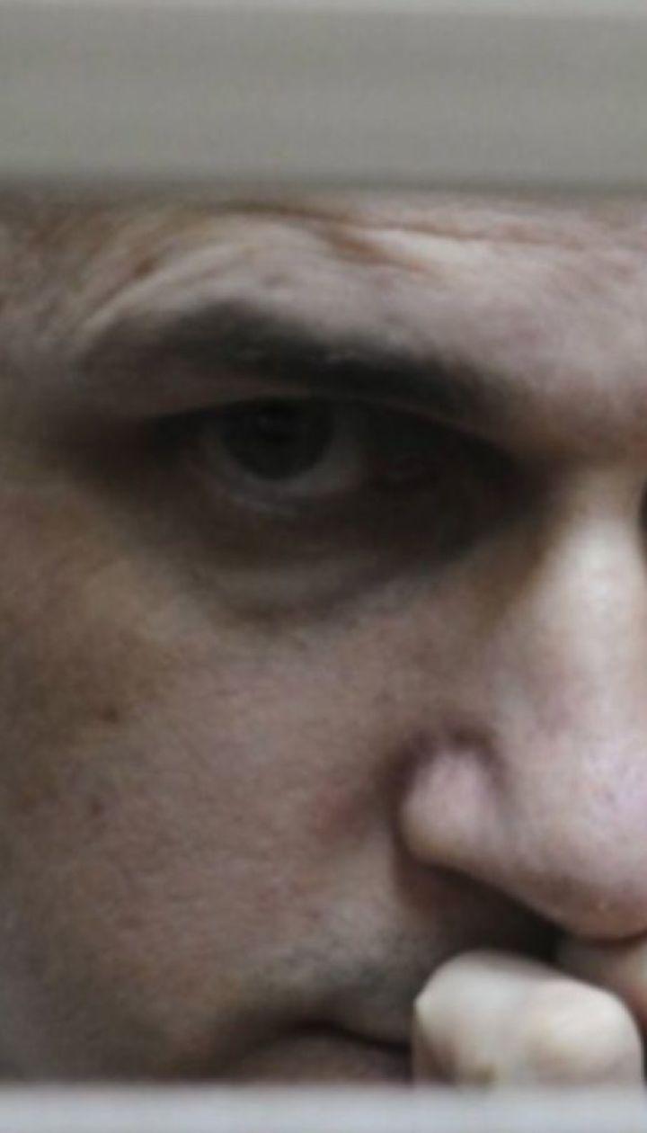 Состояние Олега Сенцова не ухудшилось - адвокат