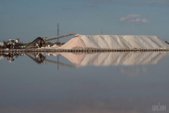 """На """"Титані"""" заявили про руйнування дамби біля озера Сиваш і звинуватили Україну"""
