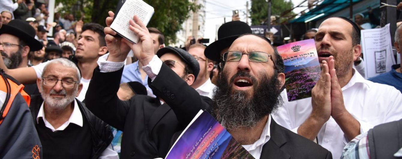 У МЗС відреагували на прохання Ізраїлю пустити хасидів до України з Білорусі