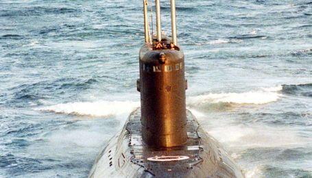 У Росії спустили на воду секретну атомну субмарину, яку будували 26 років