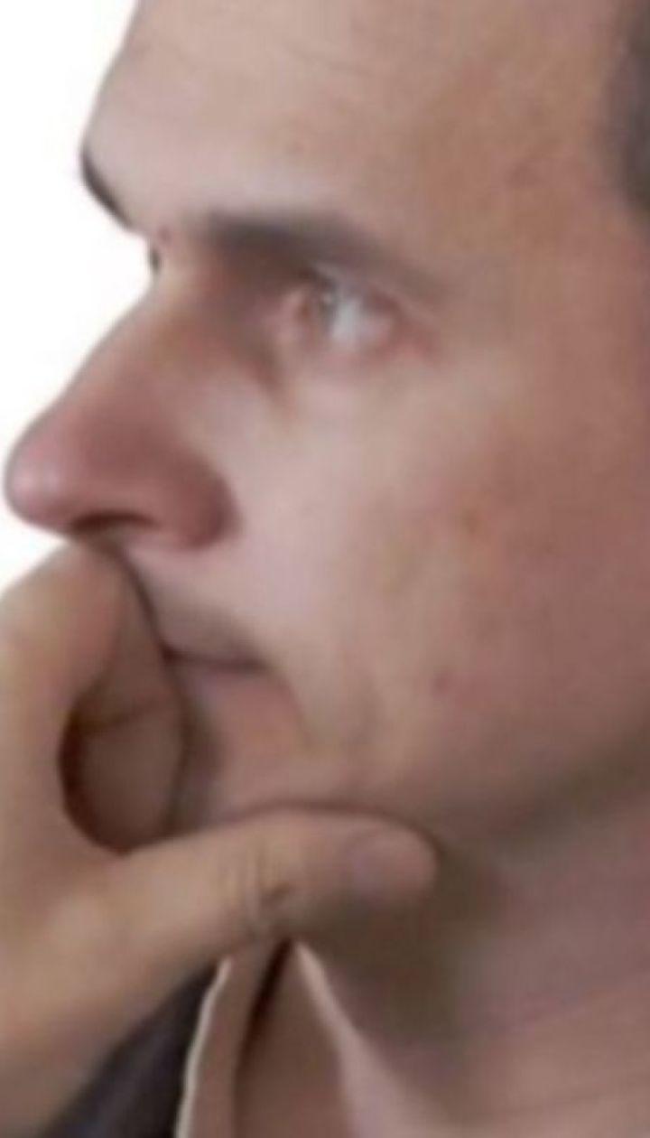 Сенцов написав заповіт на свою творчість у разі смерті