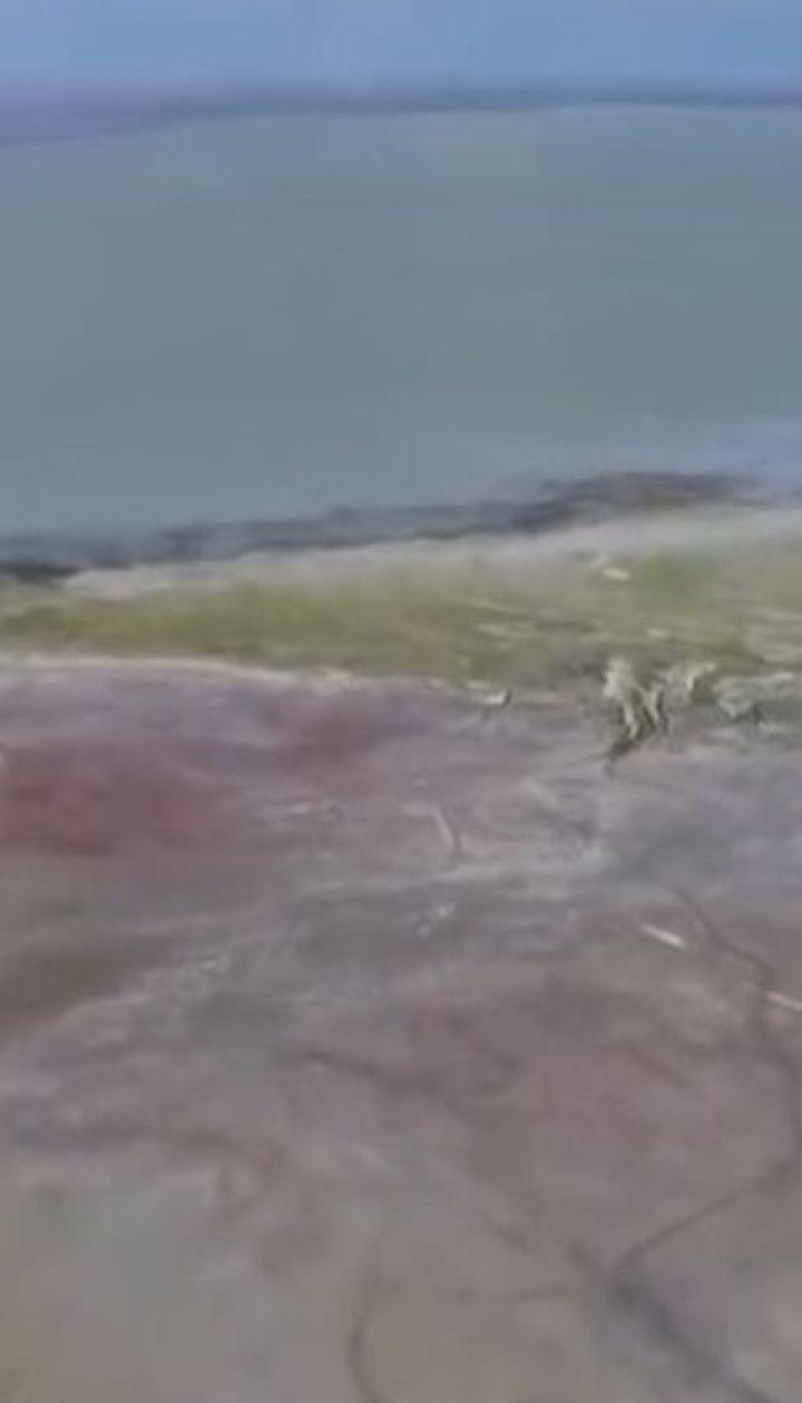 Химическая угроза. На границе с Крымом дежурят медики и спасатели