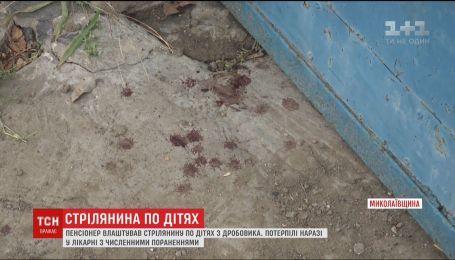 В Николаеве готовятся к избранию меры пресечения пенсионеру, что стрелял по детям