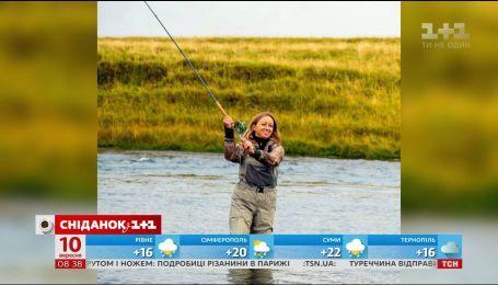 Рыбак и охотник из Исландии Гарпа Глин рассказала о своем необычном хобби