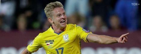 Україна ввірвалася до топ-30 футбольних збірних світу