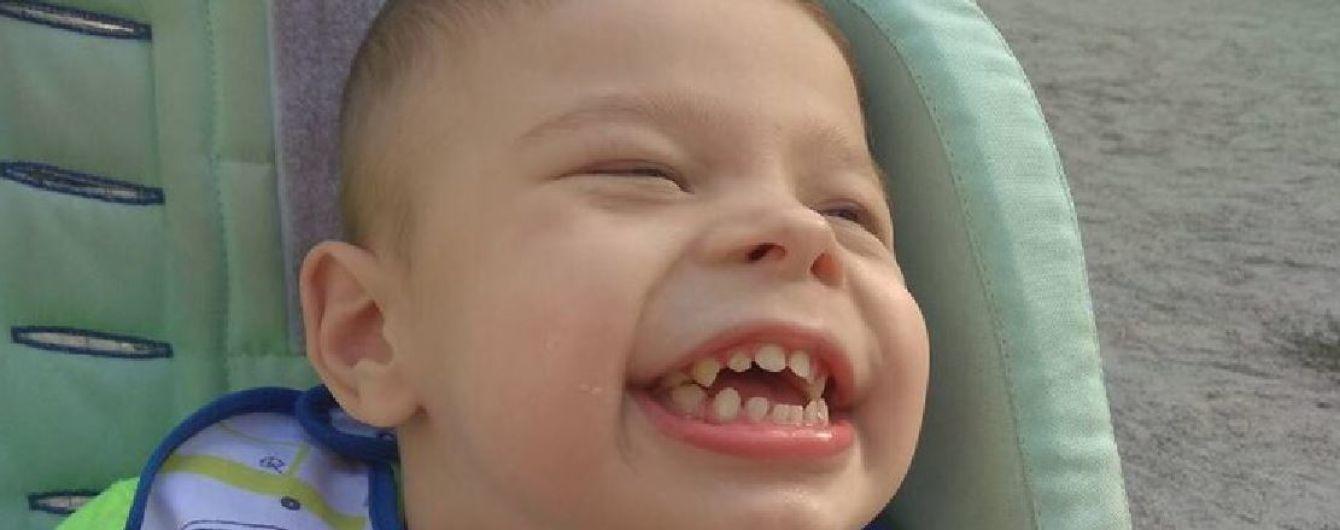 В усиленной реабилитации нуждается 2-летний Матвей