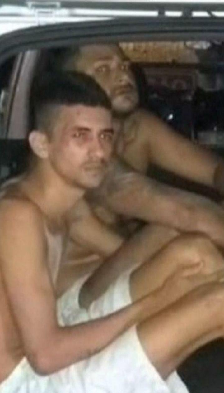 С бразильской тюрьмы сбежали более сотни вооруженных заключенных