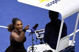 Судьи готовы бойкотировать матчи Серены Уильямс из-за ее ссоры с Рамосом