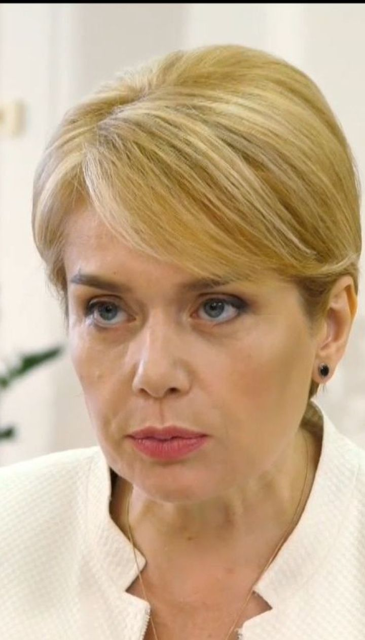 Лилия Гриневич рассказала о школьном финансировании
