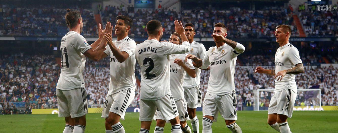 """""""Реал"""" назвали лучшей командой Европы, награду получил и клуб украинца"""