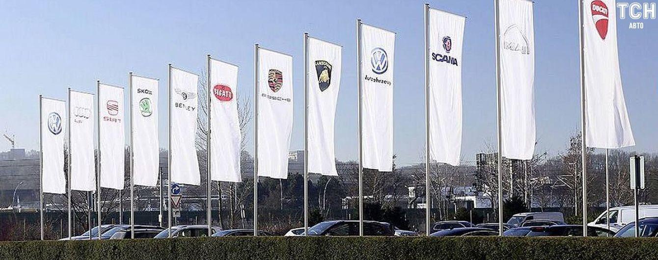 Концерн VW рассмотрит возможность объединения премиальных брендов в отдельную группу