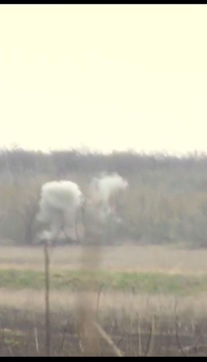 Один украинский военный погиб на Донбассе