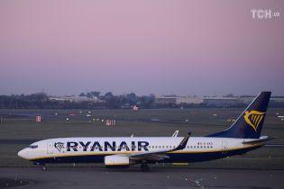 Стали известны новые авиарейсы Ryanair откроет из Украины