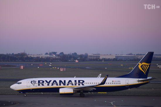 Стали відомі нові авіарейси Ryanair в Україні