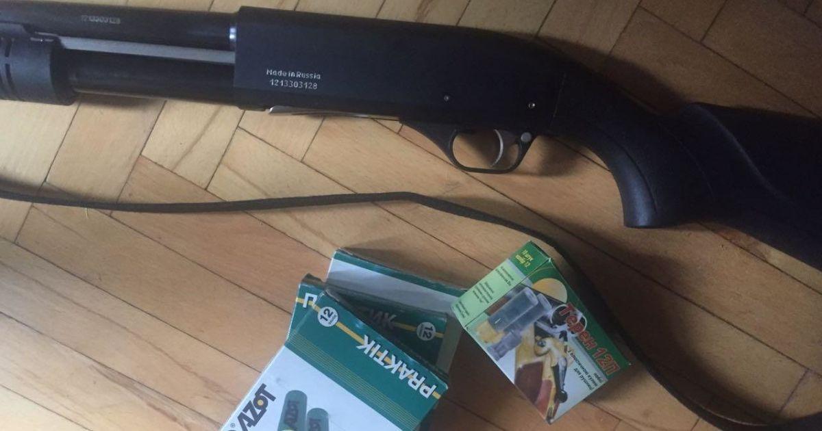 У Житомирській області 16-річний хлопець розбирав гвинтівку і поцілив собі у груди