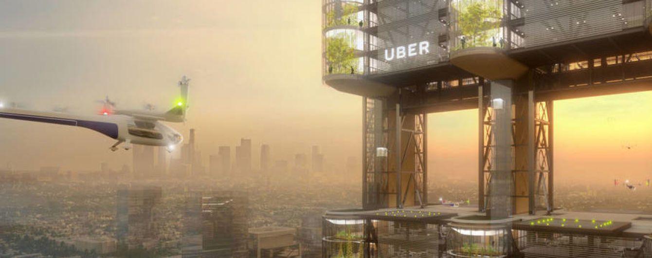 Subaru присоединится к Uber и Boeing в создании небесного транспорта
