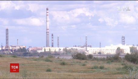 """На Херсонщине несколько дней подряд не фиксируют химического загрязнения в воздухе от завода """"Титан"""""""