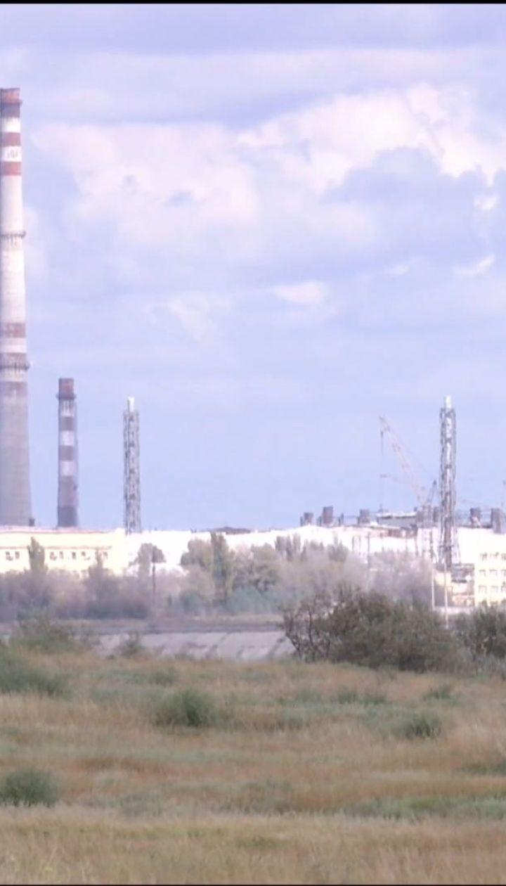 """На Херсонщині кілька днів поспіль не фіксують хімічного забруднення в повітрі від заводу """"Титан"""""""