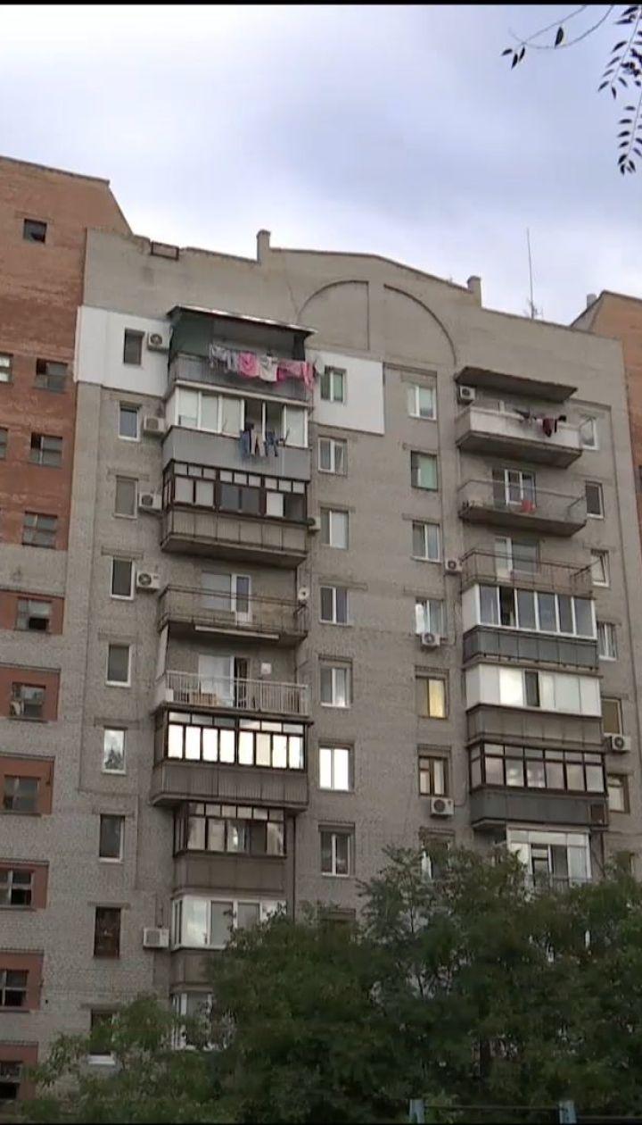 В Днепре двухлетняя девочка выжила, выпав с 10-го этажа