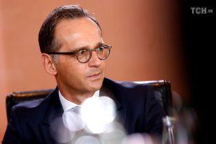 """Глава МИД Германии призвал к разведению сил на Донбассе для реализации """"формулы Штайнмайера"""""""