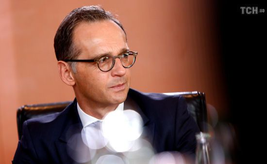 """Глава МЗС Німеччини закликав до розведення сил на Донбасі для реалізації """"формули Штайнмаєра"""""""