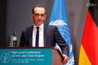 Без Росії конфлікт на Донбасі не завершити – глава МЗС Німеччини
