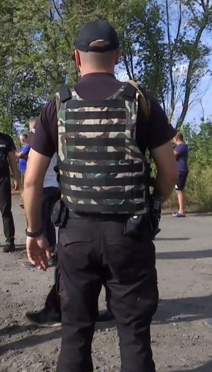 Рейдерский захват на Харьковщине. Четыре человека получили ранения в результате стрельбы
