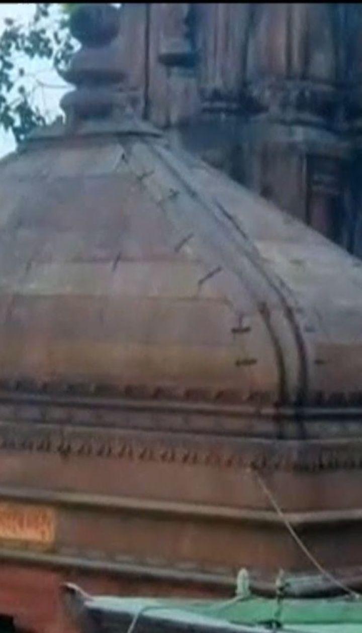 Святе місце під водою. В Індії затопило північне місто Варанасі